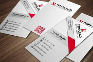 Corporate Business Card CM067