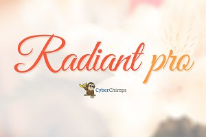 Radiant Pro WordPress Theme