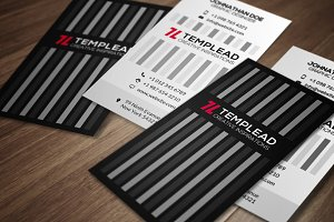 Creative Business Card CM069