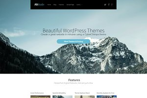 Altitude WordPress Theme