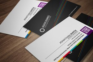 Minimal Business Card CM072
