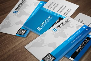 Corporate Business Card CM074