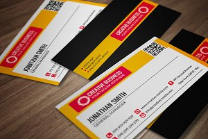 Corporate Business Card CM077