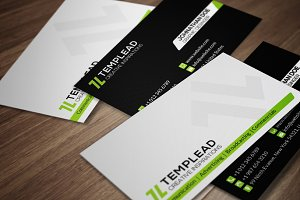 Corporate Business Card CM078