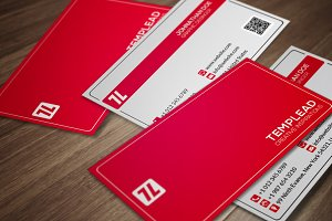 Corporate Business Card CM079