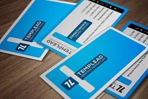 Corporate Business Card CM083