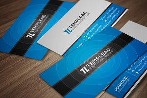 Corporate Business Card CM086