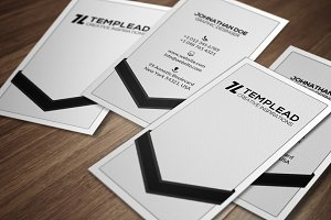 Corporate Business Card CM088