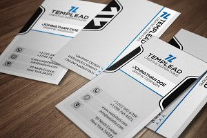 Corporate Business Card CM089