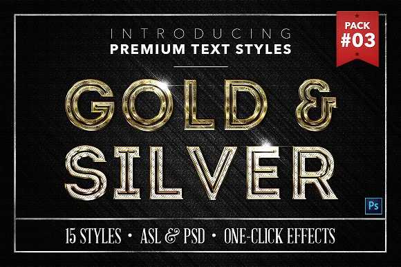 SALE Gold Silver #3 15 Styles