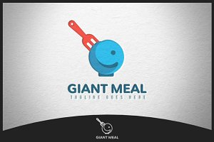 Giant Meal Logo