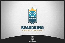 BeardKing Logo