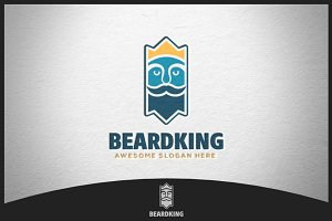 BeardKing Logo