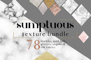 Sumptuous Textures Bundle