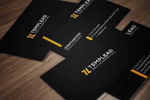 Minimal Business Card CM092