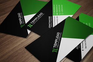 Corporate Business Card CM094