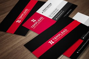 Corporate Business Card CM097