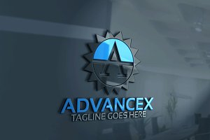 Advance / A Letter Logo