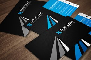 Corporate Business Card CM098