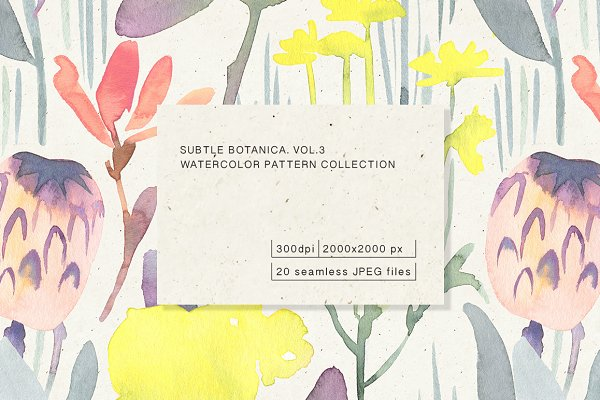 Subtle Botanica. Vol.3
