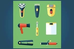 Personal care appliances