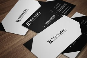 Corporate Business Card CM101