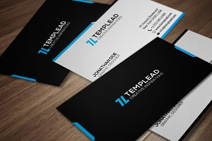 Corporate Business Card CM102