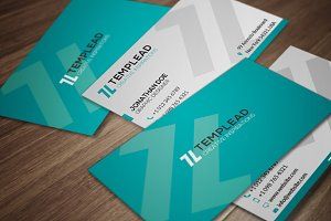 Corporate Business Card CM103