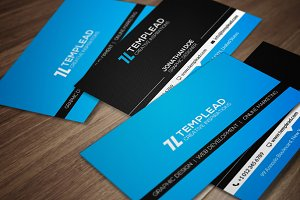 Corporate Business Card CM104