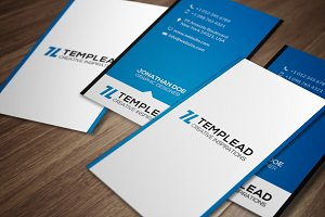 Corporate Business Card CM105