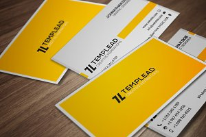 Corporate Business Card CM107