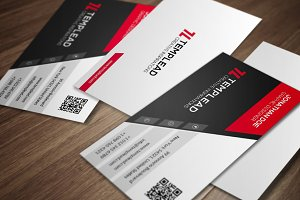 Corporate Business Card CM111