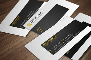 Creative Business Card CM113