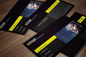 Creative Business Card CM115