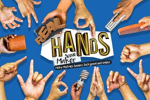 Hands Scene Creator [80% off] Offer