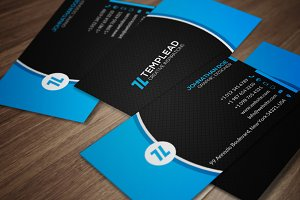 Corporate Business Card CM117