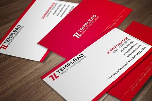 Corporate Business Card CM118