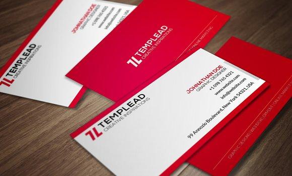 Corporate Business Card CM118