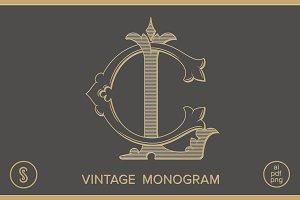 CL Monogram LC Monogram