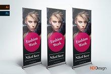 Fashion Roll up Banner nex