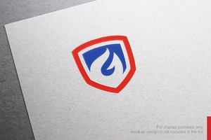 Letter G Security Logo