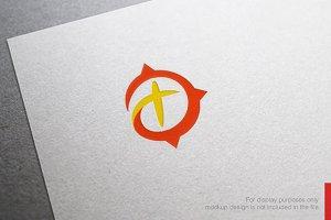 Church Compass Logo