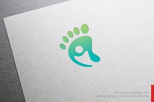 People Feet Care Logo