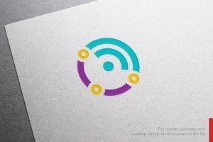 Network Signal Logo
