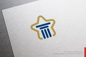 Law Star Logo