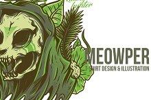 Meowper Illustration