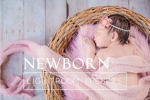 6 Essential Newborn LR Presets