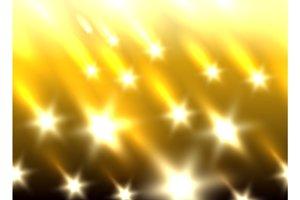 Falling stars seamless background