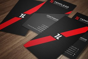 Corporate Business Card CM121