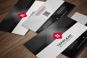 Corporate Business Card CM122